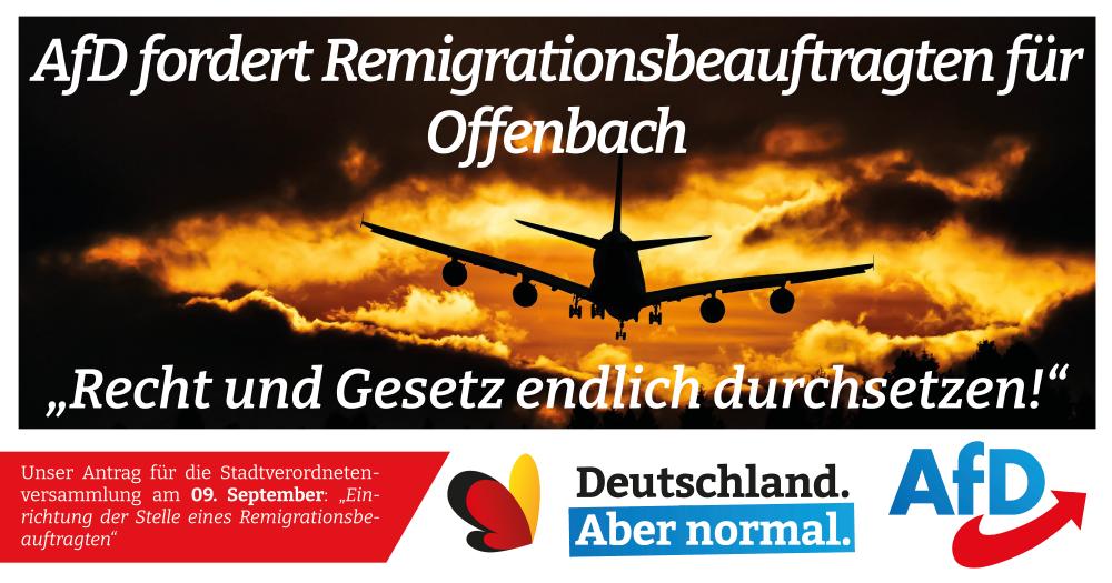 Kachel Remigrationsbeauftragter